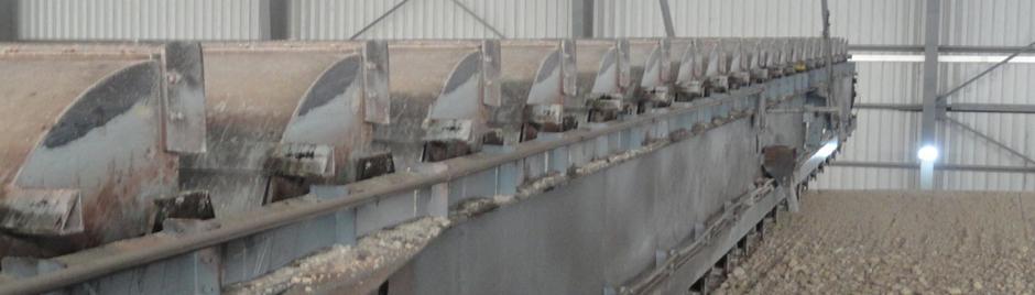Cement Handling Header