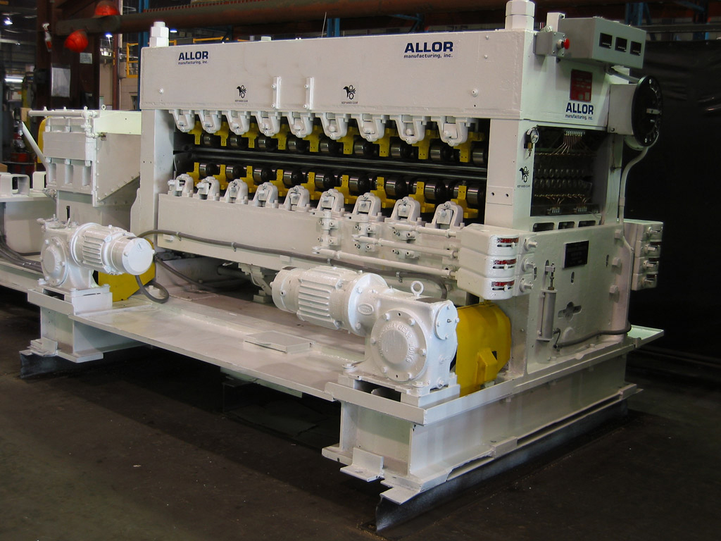 Allor Tension Leveler