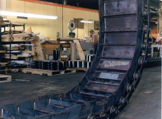 Center Line Mi >> Apron/Pan Conveyor Chain | Allor Manufacturing | Plesh ...