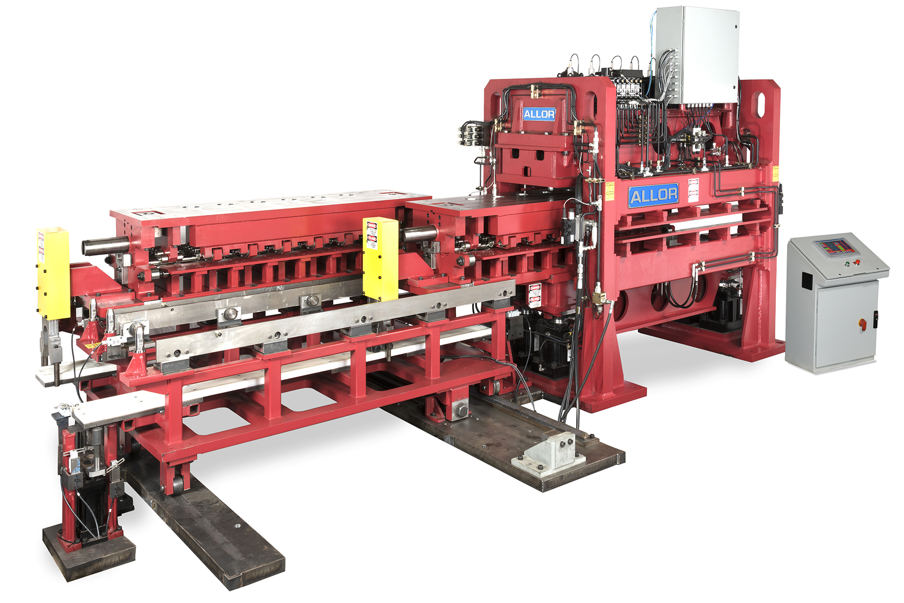 Allor Slitting Line Leveler