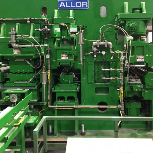 Allor/Plesh Tension Leveler