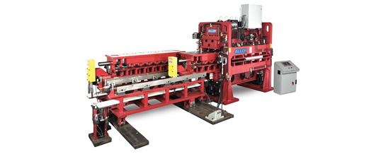 Introducing Our New Slitting Line Leveler