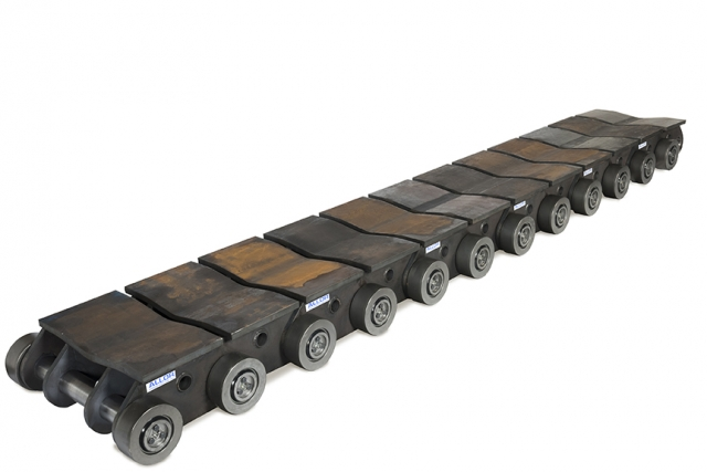 V Top Conveyor Chain