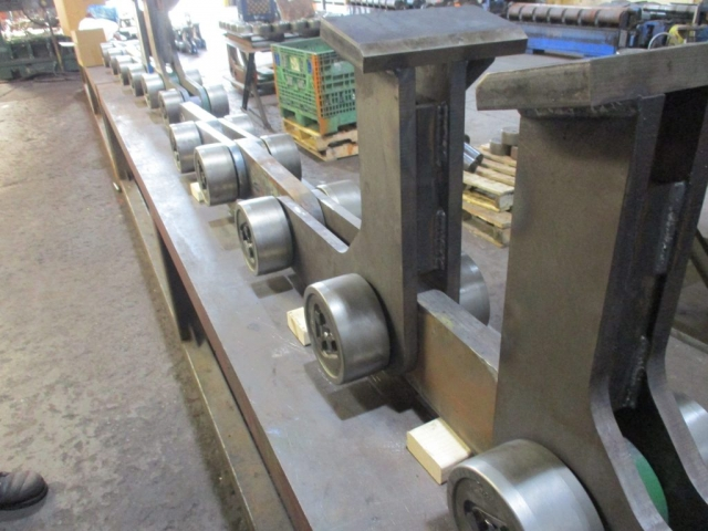 Saddle Top Conveyor Chain