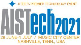 Logo for the AISTech 20201 Tradeshow in Nashville, TN