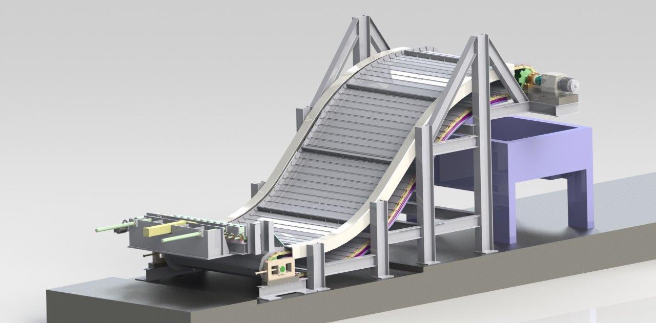 Apron Conveyor